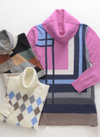 デザインセーター 2,880円(税抜)