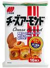チーズアーモンド・粒より小餅 108円(税抜)