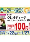 商品限定スギヤマクーポン 100円引