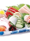 海鮮刺身盛合せ 880円(税抜)