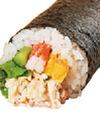サラダチキンの野菜たっぷり巻 349円(税抜)