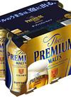 サントリープレミアムモルツ6缶パックお買上げ特典 100ポイントプレゼント