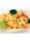 ポテトとサーモンのチーズ焼 ※写真はイメージです。 199円(税抜)