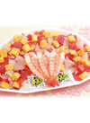 海鮮バラちらしセット 998円(税抜)
