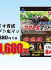 バイオ育成カブト虫マット 1,680円