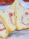 桜の食パン<ハーフ> 258円(税抜)
