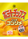 ポテトチップス リッチコンソメ 65円(税抜)