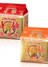 マルちゃん正麺(醤油味/味噌味) 268円(税抜)