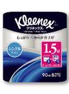 クリネックスコンパクト8ロール(シングル) 398円(税抜)