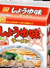 ラーメン(正油・みそ・しお) 198円(税抜)