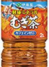 PET健康ミネラルむぎ茶 98円(税抜)