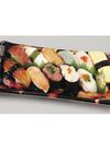 江戸前寿司各種 ・江戸前寿司(扇) ・彩り寿司詰合せ 580円(税抜)