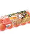 にっぽんの米育ち赤たまご 198円(税抜)