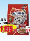 ねこ元気 1,155円