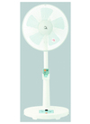 リモコン式リビング扇風機 3,280円