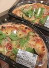 ピッツァ 季節野菜のオルトラーナ1/2 350円(税抜)