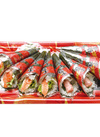 手巻寿司 1,284円(税込)