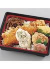 白身魚フライのり弁当 358円(税抜)