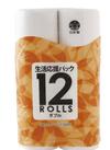 生活応援パックトイレットペーパー 198円(税抜)