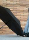 逆さ傘 60cm ブラック/ブラック 1,480円