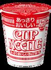 あっさりおいしいカップヌードル 78円(税抜)