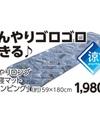 ひんやりロングごろ寝マット「キャンピング」 1,980円