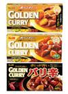 ゴールデンカレー(甘口/中辛/バリ辛) 108円(税抜)