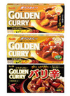 ゴールデンカレー(甘口/中辛/バリ辛) 117円(税込)