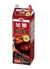 アイスコーヒー加糖 78円(税抜)