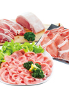 豚ロース各種 158円(税抜)