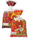 スナックパン(チョコ・プレーン) 128円(税抜)