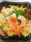 ちらし寿司1人前 378円(税抜)