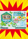 温泡 さっぱり炭酸湯 378円(税抜)