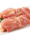 国産若どりもも肉 85円(税抜)