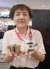 北海道産牛乳とコーヒーのゼリー、カフェゼリー 199円(税抜)