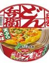 北のどん兵衛天ぷらそば 128円(税抜)