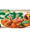 こくまろカレー(中辛) 98円(税抜)