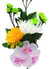 造花オリジナル仏花 498円
