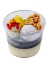 有機豆乳とココナッツの黒胡麻豆花 399円(税抜)