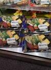 夏にぎり寿司 580円(税抜)