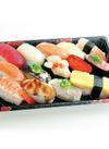 【寿司】特盛りにぎり 彩か(炙りさんま入り 14貫) ※写真はイメージです。 598円(税抜)