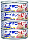くらしモアシーチキンLフレーク 348円(税抜)