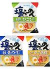 サッポロ一番塩ラーメンご当地味各(1食) 77円(税抜)