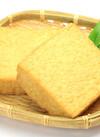 厚揚げ 78円(税抜)