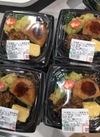 「牛焼肉」ちょこっと海苔弁当 320円(税抜)