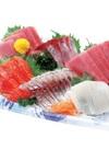 海鮮刺身盛合せ 780円(税抜)