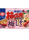 柿の種梅しそ 6袋詰 185円(税抜)