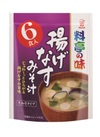 マルコメ お徳用 料亭の味 揚げなす 6食 5%引
