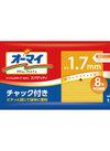 オーマイスパゲッティ1.7mmチャック付き 198円(税抜)