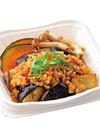 野菜とキノコのぶっかけ牛肉生姜 298円(税抜)